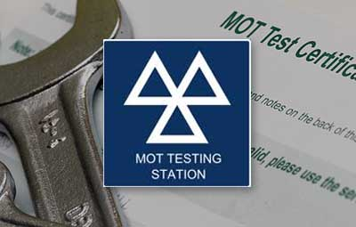 Free 10 Day  MOT Re-test